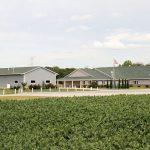 Clubhouse & Maintenance Building